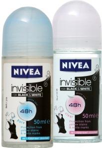 Best Tressed New Nivea Deodorant