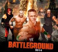 مشاهدة عرض WWE BattleGround 2014 الشهري مترجم اون لاين
