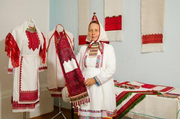 Марийская вышивка (2)