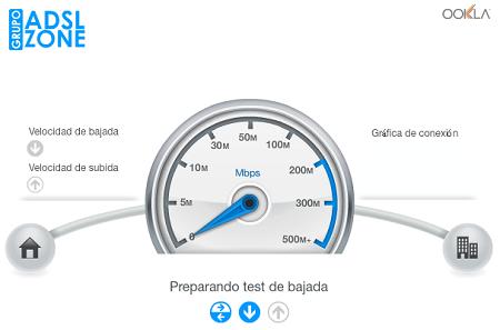 ¿Cuál es mi velocidad de Internet?