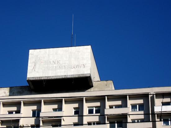 Łódź - śladami przeszłości - bank przemysłowy