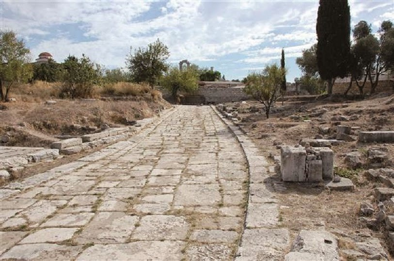 Near East: Ancient Greek sacred road to now serve Turkish tourism