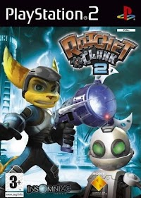 Jaquette de Ratchet & Clank 2 : Going Comm...