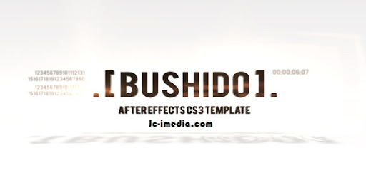 After Effects Project Bushido