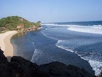 Wisata Jogja - Pantai Sundak Yogyakarta