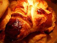 Croissants maison au lait fermenté - recette indexée dans les Desserts