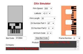 Solaris FG Plus a DXn Simulator oldalán