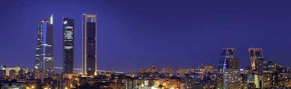Madrid, panorámica