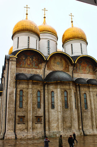 Assumption Cathedral Kremlin