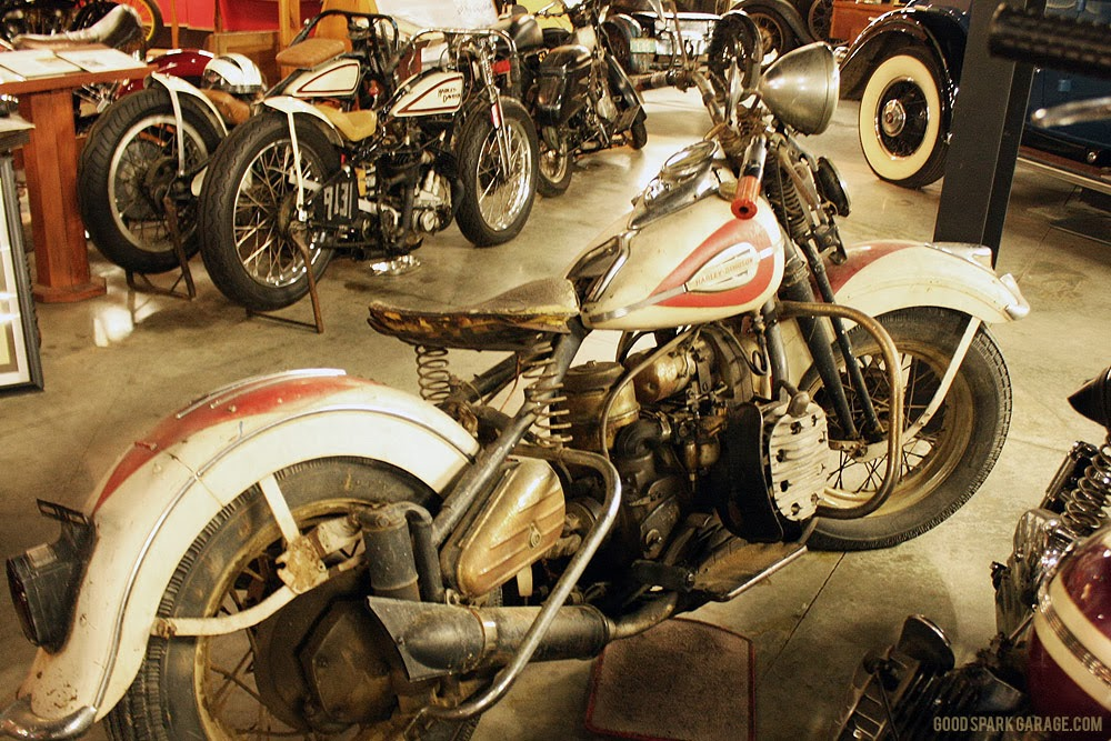 Airhead Harley Davidson