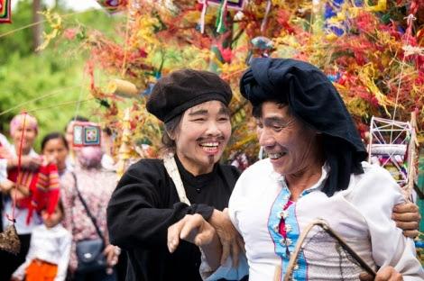 moc chau pys travel003 001 Điểm lại những hình ảnh nhộn nhịp Tết độc lập người Mông