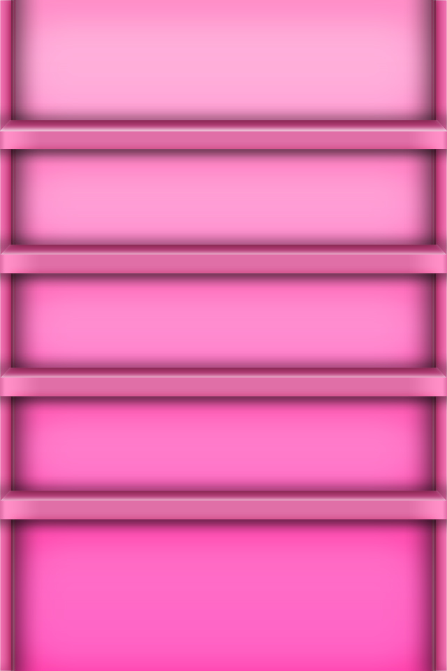 iPhone4 Wallpaper Pink Background Picture