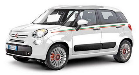 US Fiat ElleZero Confirmed  Fiat 500 USA