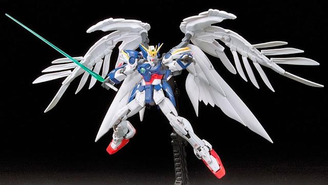 Mô hình Wing Gundam Zero Endless Waltz sống động thực sự đẳng cấp