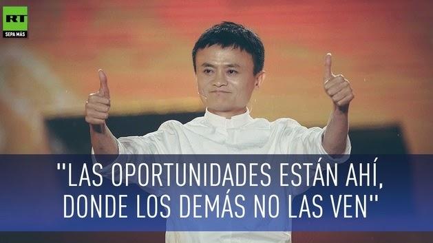 Claves del éxito de Jack Ma