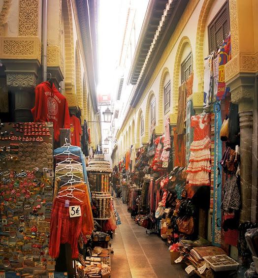 Mercado de la Alcaicería de Granada