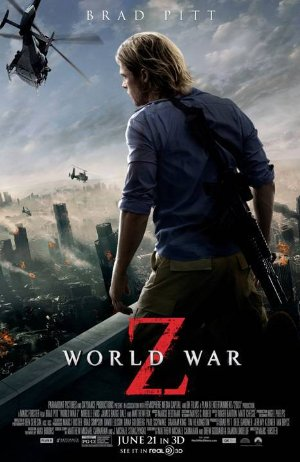 Picture Poster Wallpapers World War Z (2013) Full Movies