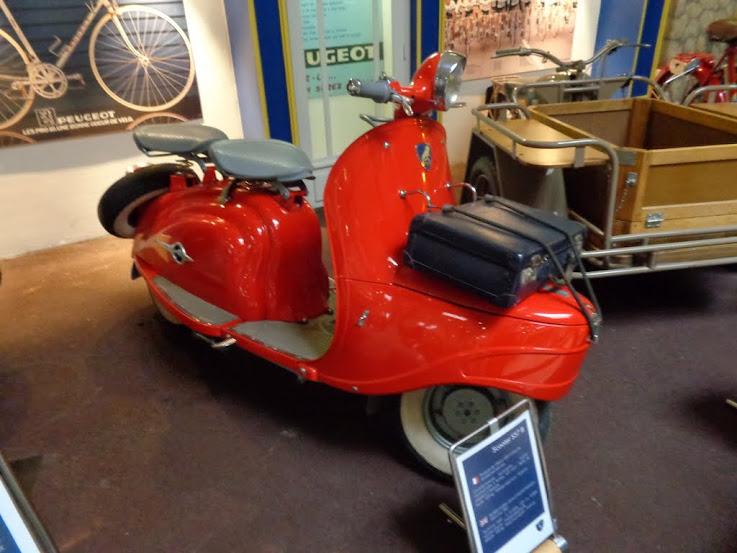 Musée de l'aventure Peugeot à Sochaux DSC01219