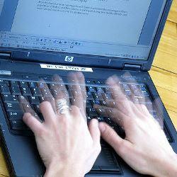 Speed Typing Skills