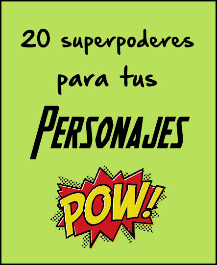 Superpoderes para personajes
