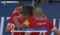 Goles suiza Alemania [5 - 3] Amistoso 26 Mayo