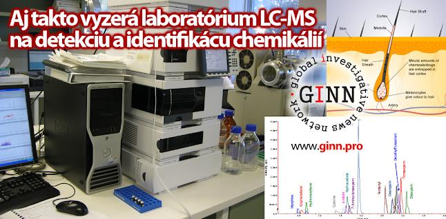 Laboratórium LC-MS slúži aj na detekciu drog