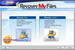 Download Software Recover My Files