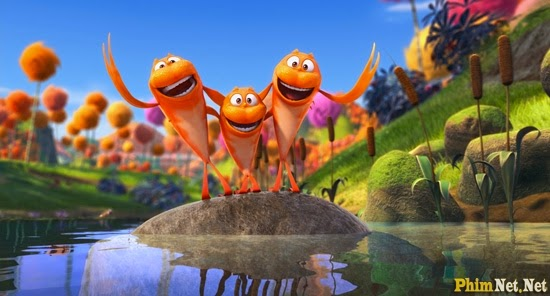 Thần Lorax - Dr Seuss The Lorax - Image 3