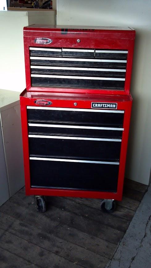 Craftsman Rolling Tool box Set $250 obo