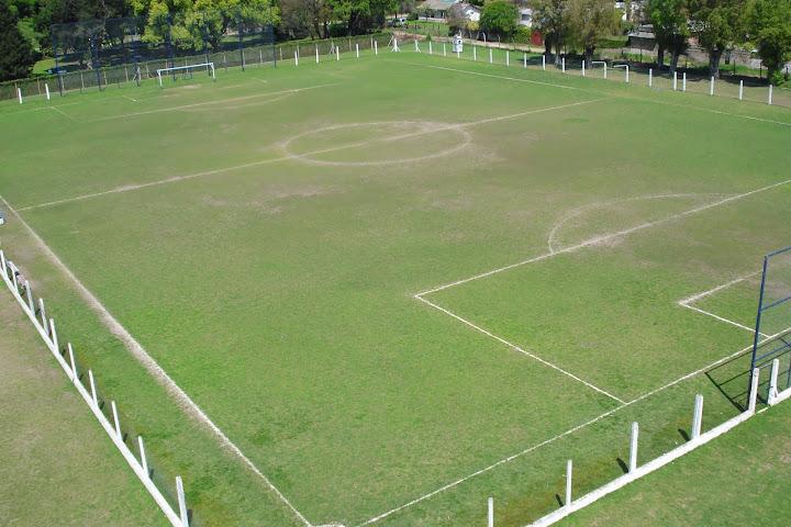 Cancha principal de futbol