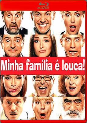 Filme Poster Minha Família é Louca! BDRip XviD & RMVB Dublado