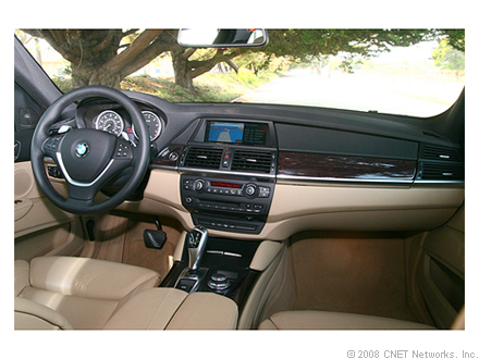 bmw automobiles bmw x5 2008 interior. Black Bedroom Furniture Sets. Home Design Ideas