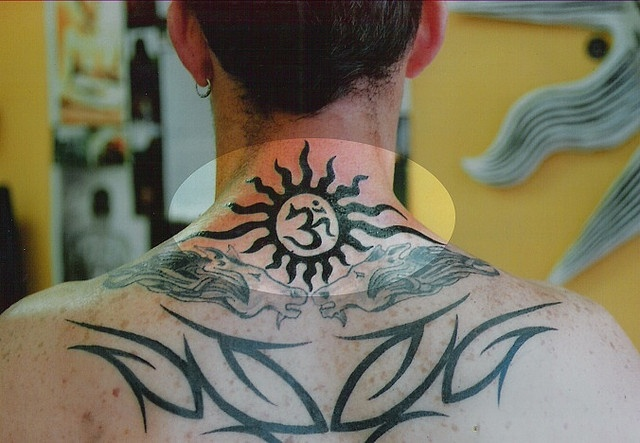 sun tattoos designs