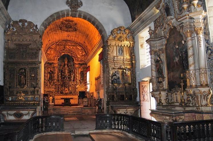 Igreja das Chagas, em Lamego, entrou em obras para combater infiltrações