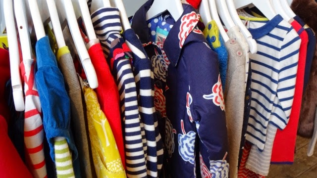 Boden AW14 Press Preview #bodenpressday