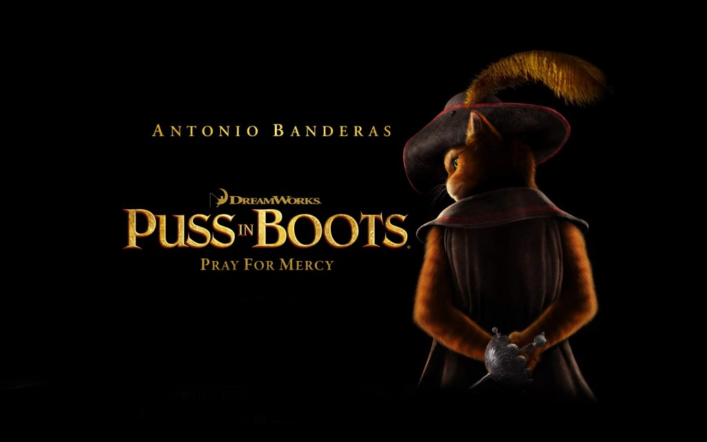 Puss in Boot Movie poster