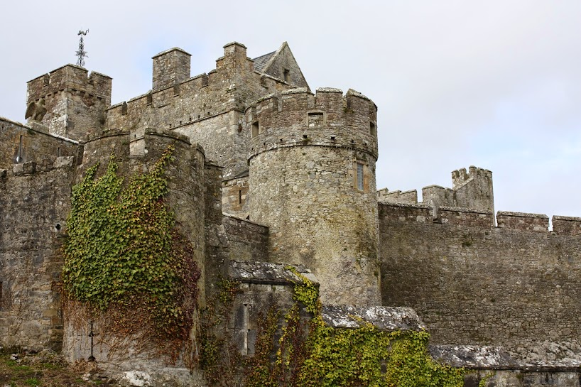 Cahir Castle South Ireland