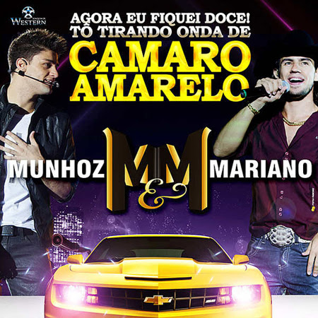 Munhoz & Mariano – Camaro Amarelo Lyrics, YouTube 100, 2016 Olympic Games - Rio 2016