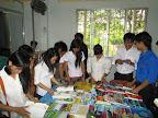 Thư viện trường Cao đẳng Cộng đồng Vĩnh Long (CĐCĐ VL) tổ chức buổi Lễ Ra mắt Góc học tập và Thực hành tiếng Anh