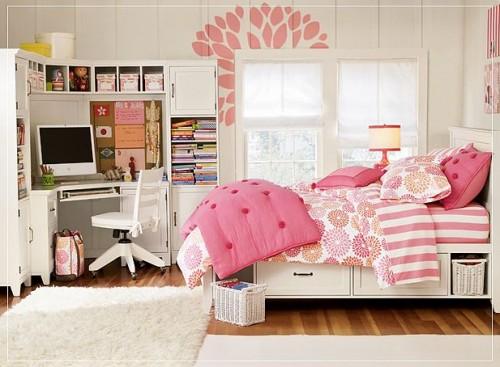 Teen Bedroom Wall Designs 96