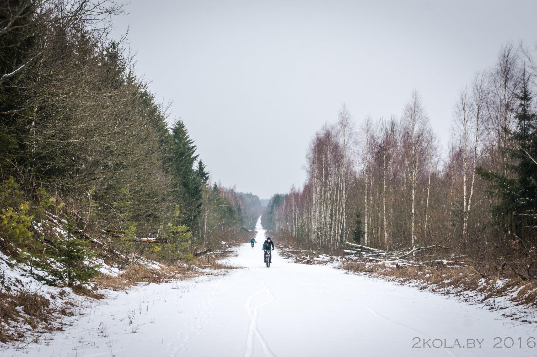 DSC08875 - Зимняя покатушка по достопримечательностям Ганцевичского и Клецкого районов.