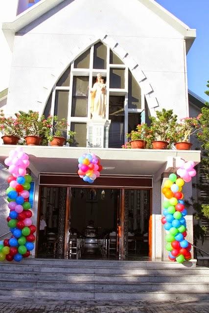 Lễ Khai Giảng Năm Học Giáo Lý 2014 – 2015 tại Giáo xứ Bắc Thành