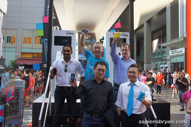 Nokia Lumia Officially Launched In Malaysia