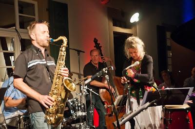 Museumsnacht: Jazz - Wein - Kultur