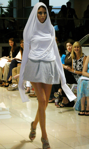 Scion Driving Fashion, Student Fashion Show, Toyota Scion
