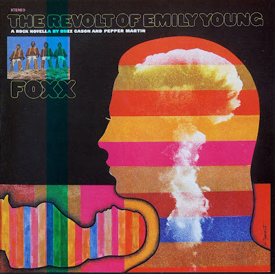 Foxx ~ 1970 ~ The Revolt Of Emily Young
