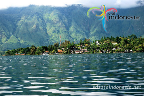 The beauty of Lake Toba - North Sumatra