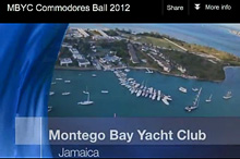 J/22 sailing- Montego Bay, Jamaica- Commodores Ball