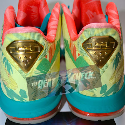 nike lebron 9 low pe lebronold palmer 3 02 Detailed Look at LeBron 9 Low LeBronold Palmer Player Exclusive