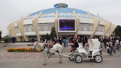 Zirkus in Tashkent